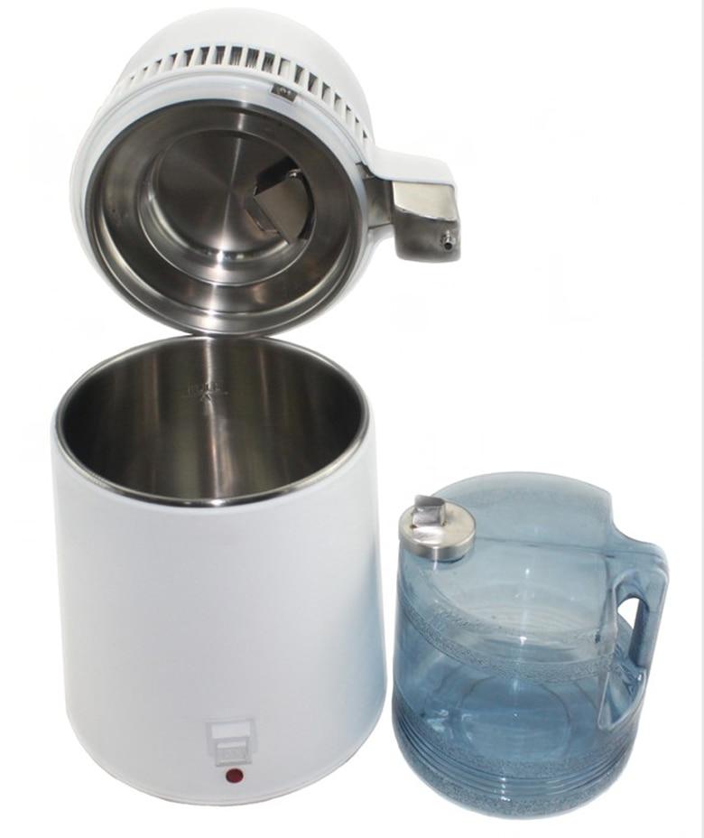 4L Dental stainless steel distilled water machine laboratory clinic sterilizer Kit 220V 750W  цена и фото