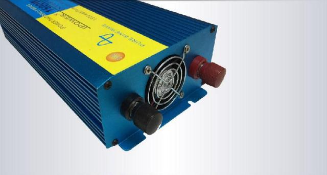 Power Inverter For Truck >> Free Shipping 500w 500 Watt 24v To 220v Pure Sine Wave Power