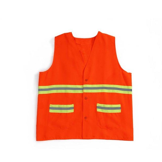 Sanitation vest reflective vest waistcoat overalls sanitation workers cleaning garden