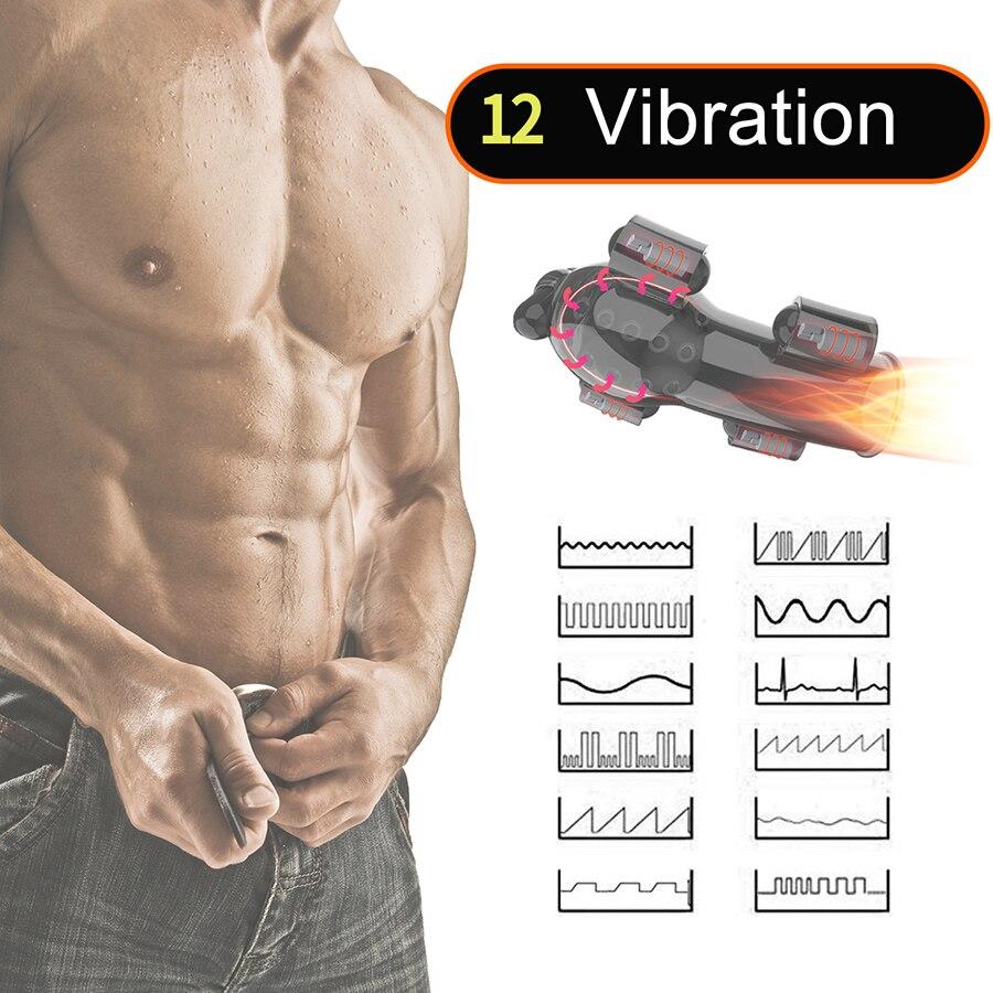 Glans Vibrators Ring5