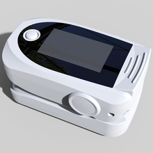 Новый Цветной OLED Нажатием Пульсоксиметр С Звуковая Сигнализация и Pulse Sound-Spo2 Монитор Finger Пульс Оксиметр
