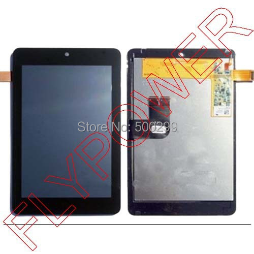ФОТО  for Asus Memo Pad HD7 ME173 ME173X  lcd display with touch digitizer assembly by free shipping