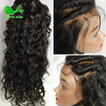Мокрые волнистые парики glueless полный шнурок человеческих волос парики для африки американский фронта шнурка человеческих волос парики черные женщины парик шнурка девы волос