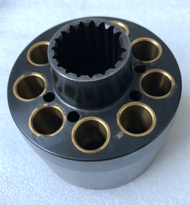 Hydraulic pump spare parts for repair SAUER PV22 piston pump cylinder block piston pump accessoriesHydraulic pump spare parts for repair SAUER PV22 piston pump cylinder block piston pump accessories