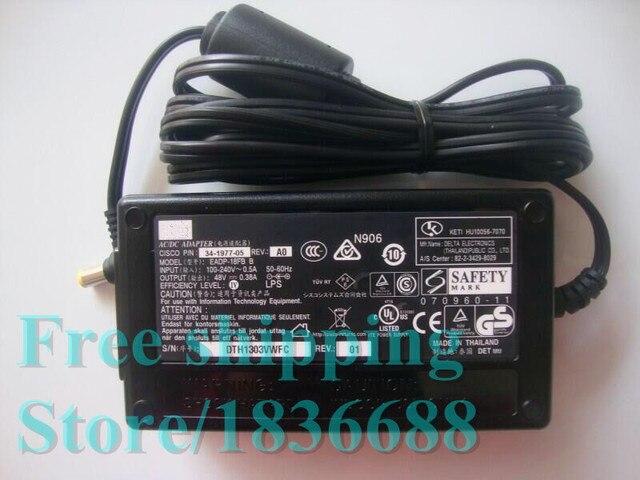 Free48V 0.38A AIR-PWRJ3 forCisco VoIP IP Phone CP-7940G 7902G 7910G 7912G 7942G CP-7945G 7960G 7961G CP-7962G Power