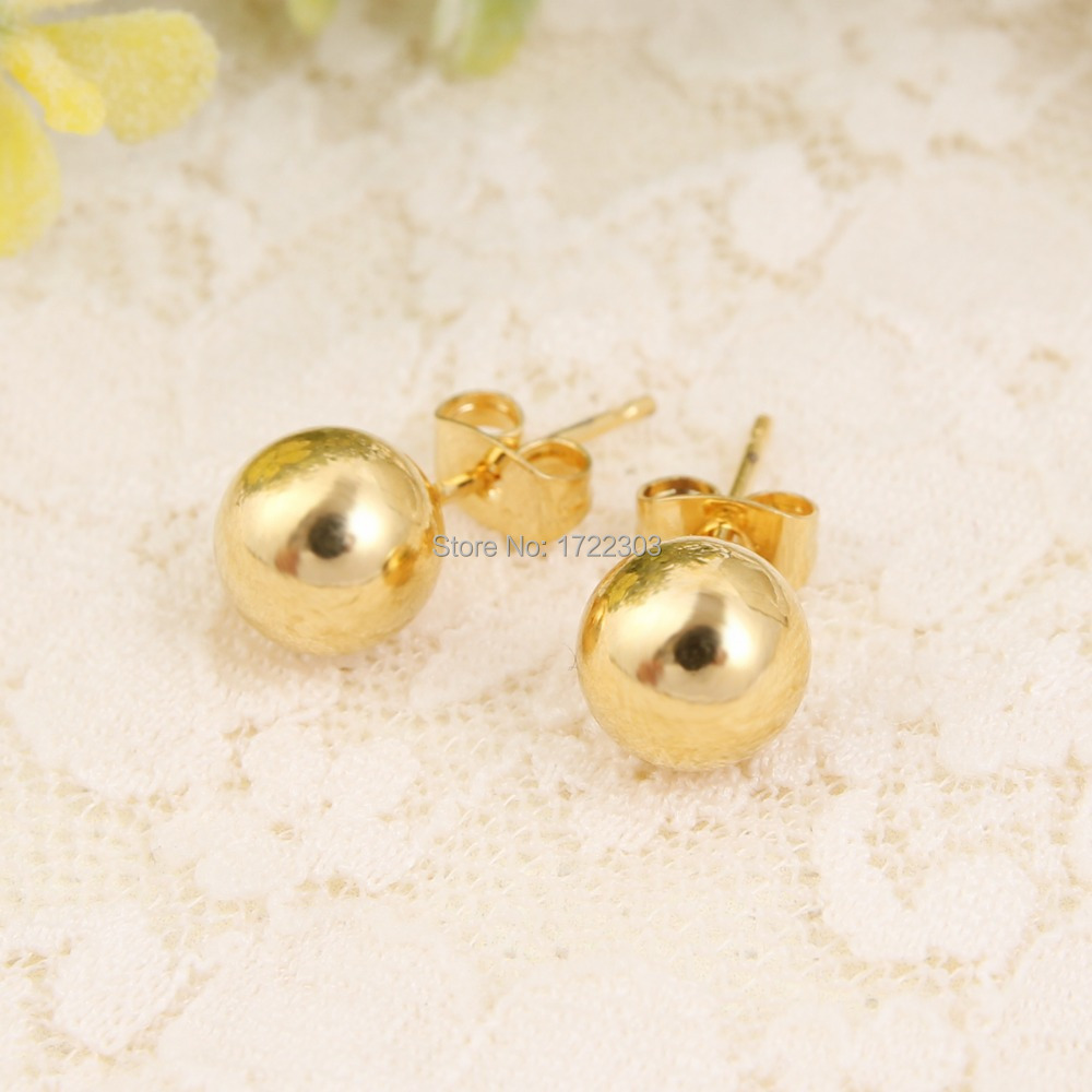 watch ear stud youtube online earrings gold