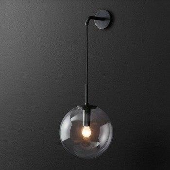 Modern LED Oturma Odası Aplikleri İskandinav Aydınlatma Yatak Odası Duvar ışıkları Ev Deco Armatürleri Koridor Koridor Duvar Lambaları