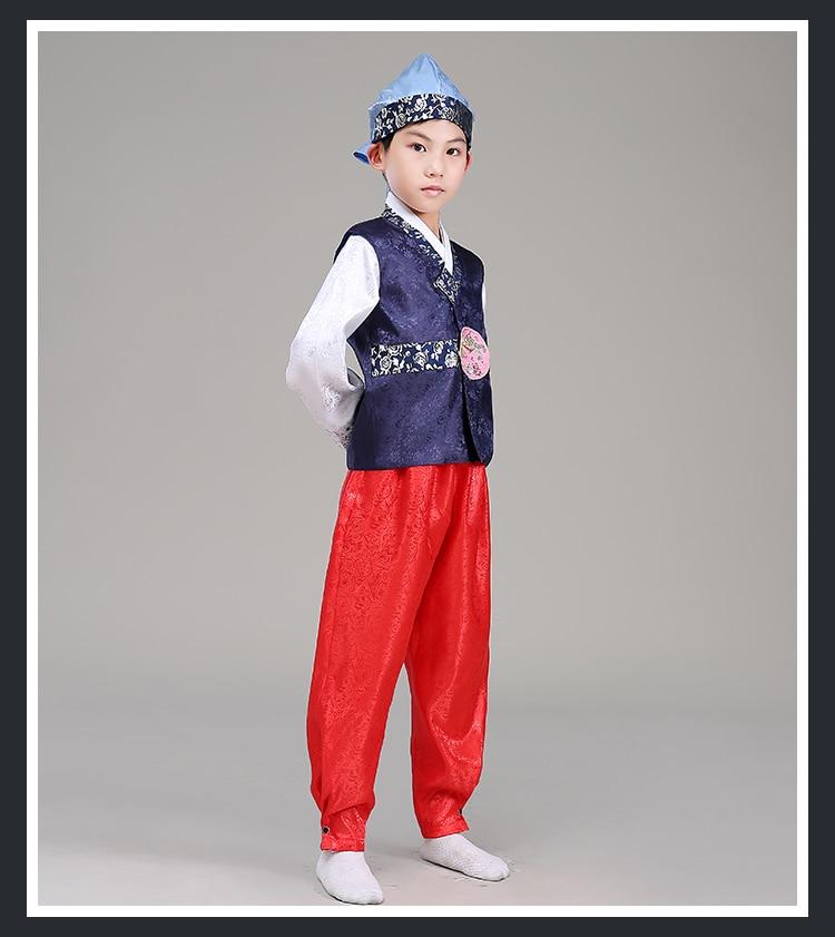 Boy Korean Traditional Costumes Children Hanbok Clothing with Hat Korean Ancient Costume Children Performance Dance Clothes 18-in Asia u0026 Pacific Islands ...  sc 1 st  AliExpress.com & Boy Korean Traditional Costumes Children Hanbok Clothing with Hat ...