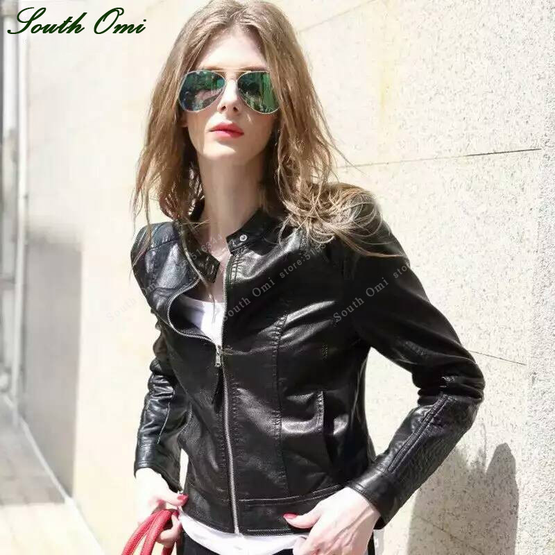 Online Get Cheap Leather Jackets Womens -Aliexpress.com | Alibaba ...