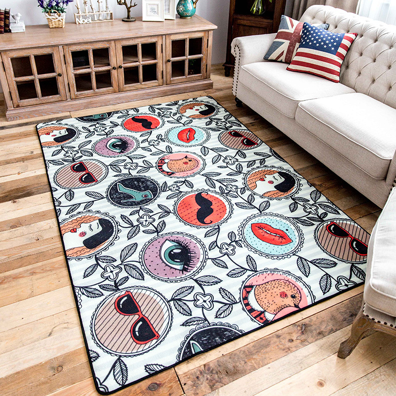 200300cm Large Rugs Of Living Room Area Rug For Carpet Big Mats Modern Alfombras Grandes Vloerkleed Carpete Tappeti In From Home