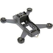 Accessoires dorigine 100% véritable cadre moyen corps coque pour DJI étincelle corps coque pièce de rechange DJI Spark RC Drone milieu cadre