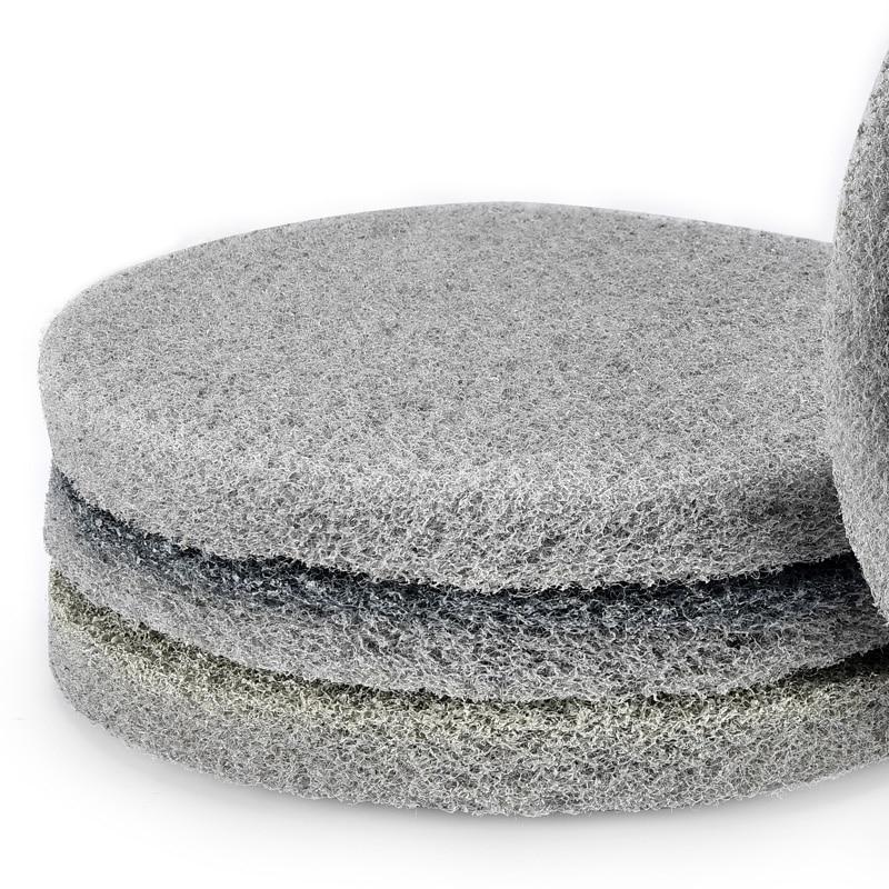 20 colių deimantinėmis šukuotomis pagalvėlėmis iki kauliuko ir - Abrazyviniai įrankiai - Nuotrauka 5
