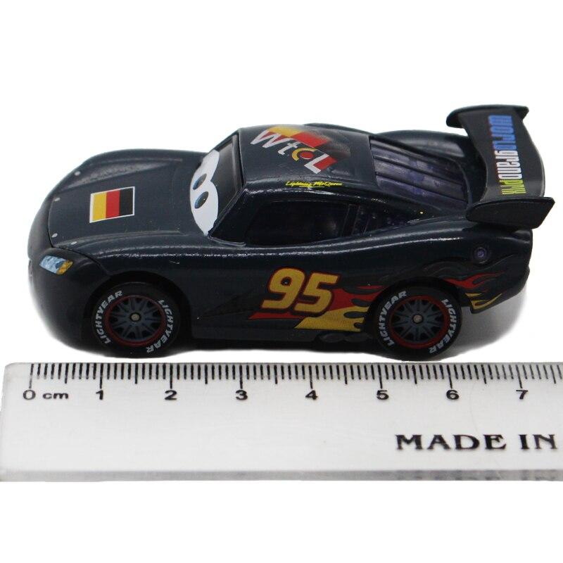 7ec950ff35 Disney pixar cars diecast germania edizione limitata saetta mcqueen della  lega del metallo toys auto per il regalo dei bambini 1 55 allentato in  magazzino ...