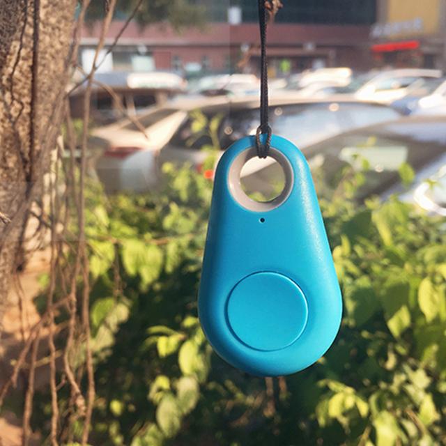 Smart Remote Control Anti Lost Keychain Alarm Bluetooth Tracker Key Finder Tags Key Finder Localizador GPS Locator No Battery