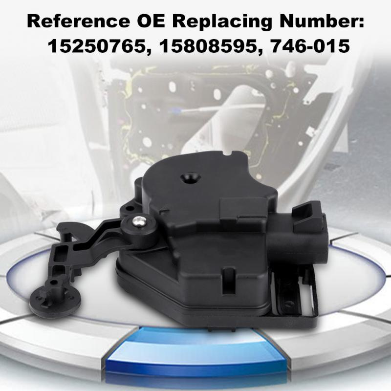 Auto Rear Liftgate Integrated Latch Lock Actuator for Escalade Suburban Tahoe Yukon 15808595