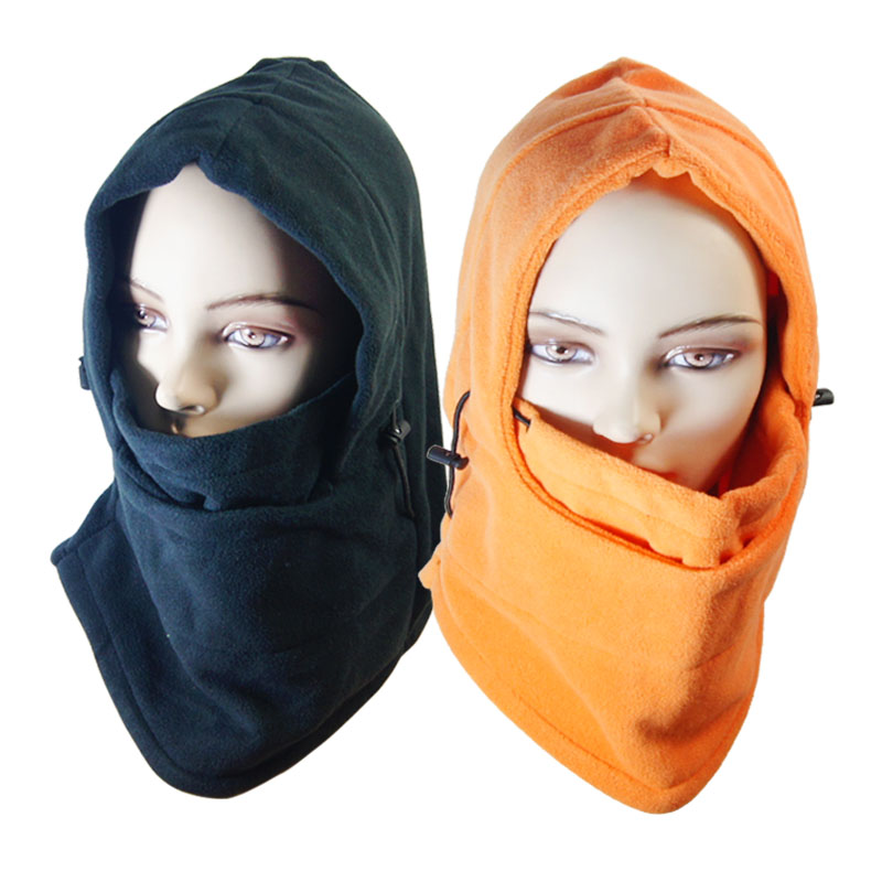 Winter warm Fleece beanies hats for men skull bandana neck warmer balaclava snowboard face mask Wargame Special Forces Mask face skullies beanies mask motorcycle fleece winter warm beanies hats colorful neck warmer