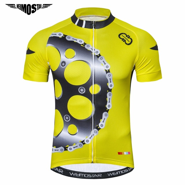 WEIMOSTAR 2018 Men Summer Pro Cycling Jersey mtb ropa ciclismo bike clothes wear  sport short sleeve outdoor bicycle shirt tops 975e27cd1