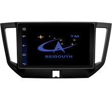 BEIDOUYH Android Car GPS navigation for Nissan Venucia T70 SWC/mirror link/Rear view camera/can-bus/RDS Radio/USB/DVR navigators
