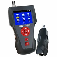Network Digital Cable Tester Coax Telephone Multi Function Handheld For RJ45 RJ11 BNC Error Detector PING
