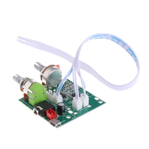 Image 4 - 5V 20W 2.1 Kênh Đôi 3D Vòm Kỹ Thuật Số Âm Thanh Stereo Amplifier Class D AMP Board M35