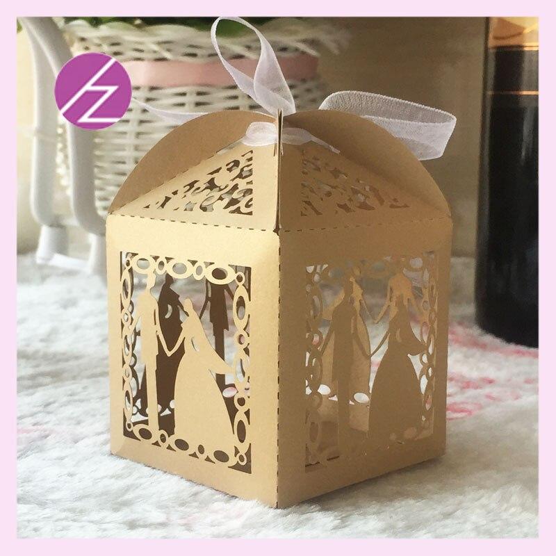 Aliexpress Buy Candy Box Wedding Groom Bridefavor Gifts Box