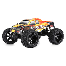 1:8 Scale Racing RC Cars 4WD Remote Control Toys Monster Truck Off-Road Car Without Electronic Parts KIT Version