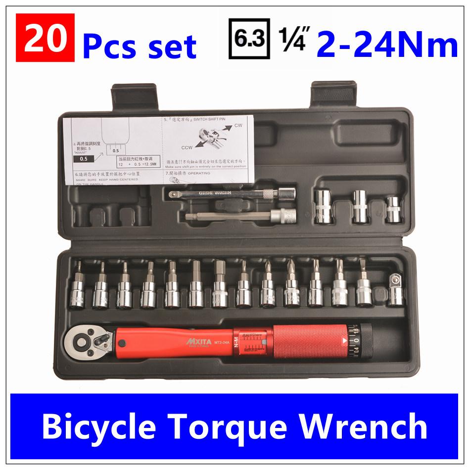 hand MXITA tools 1-25NM 18