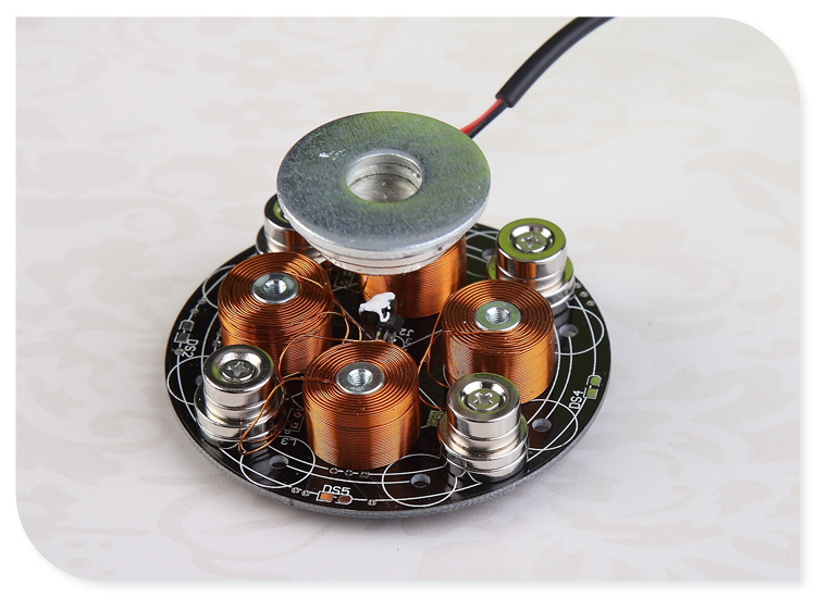 DY003 magnetic levitation module  digital movement module push type  system   DIY купить