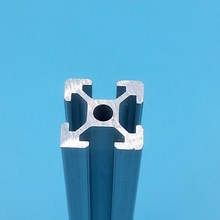 European standard 2020 industrial aluminum profile for 3D printer frame цена