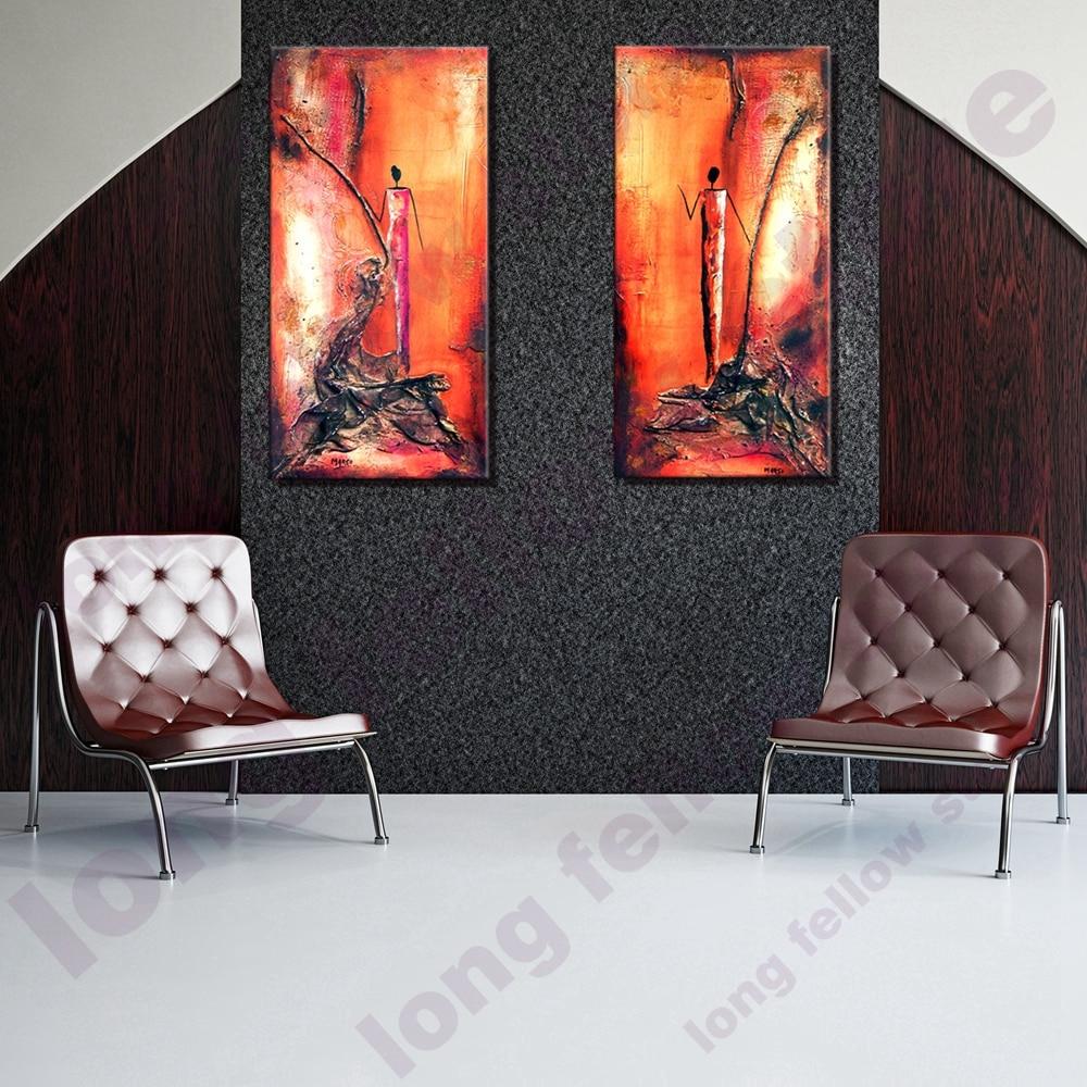 Cuadros grandes pared arte impresión paisaje abstracto lienzo pintura para  comedor Oficina pared decoración retrato decoración hogar