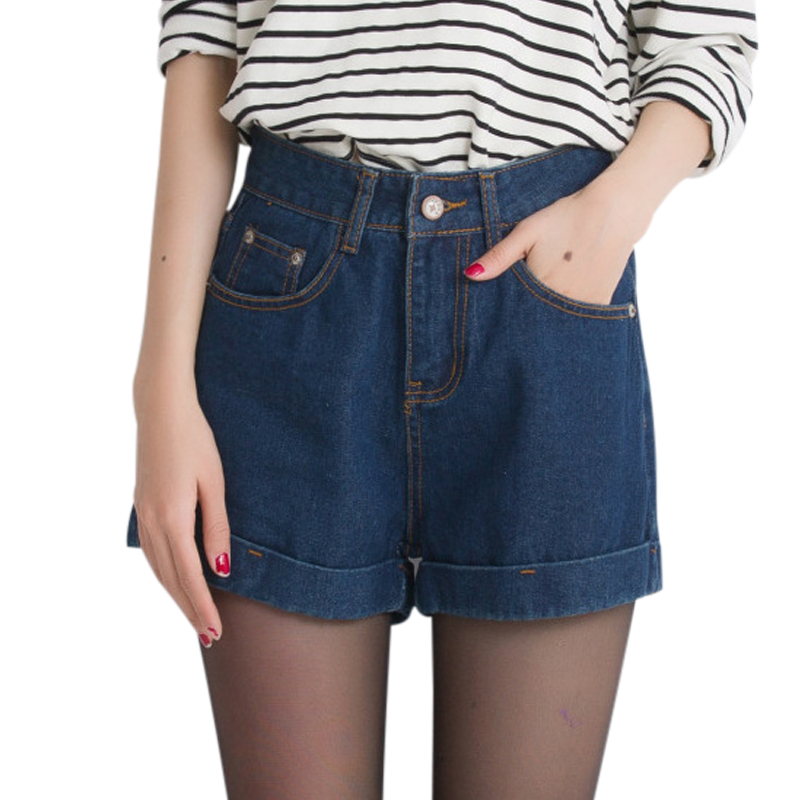 Bonjean الرجعية العقص عالية الخصر سراويل - ملابس نسائية