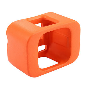 Image 2 - Orange Plastic Go Pro Float Case for GoPro Hero 4 Session 5 Session Accessories Floaty Case Protective Diving Surfing Cover