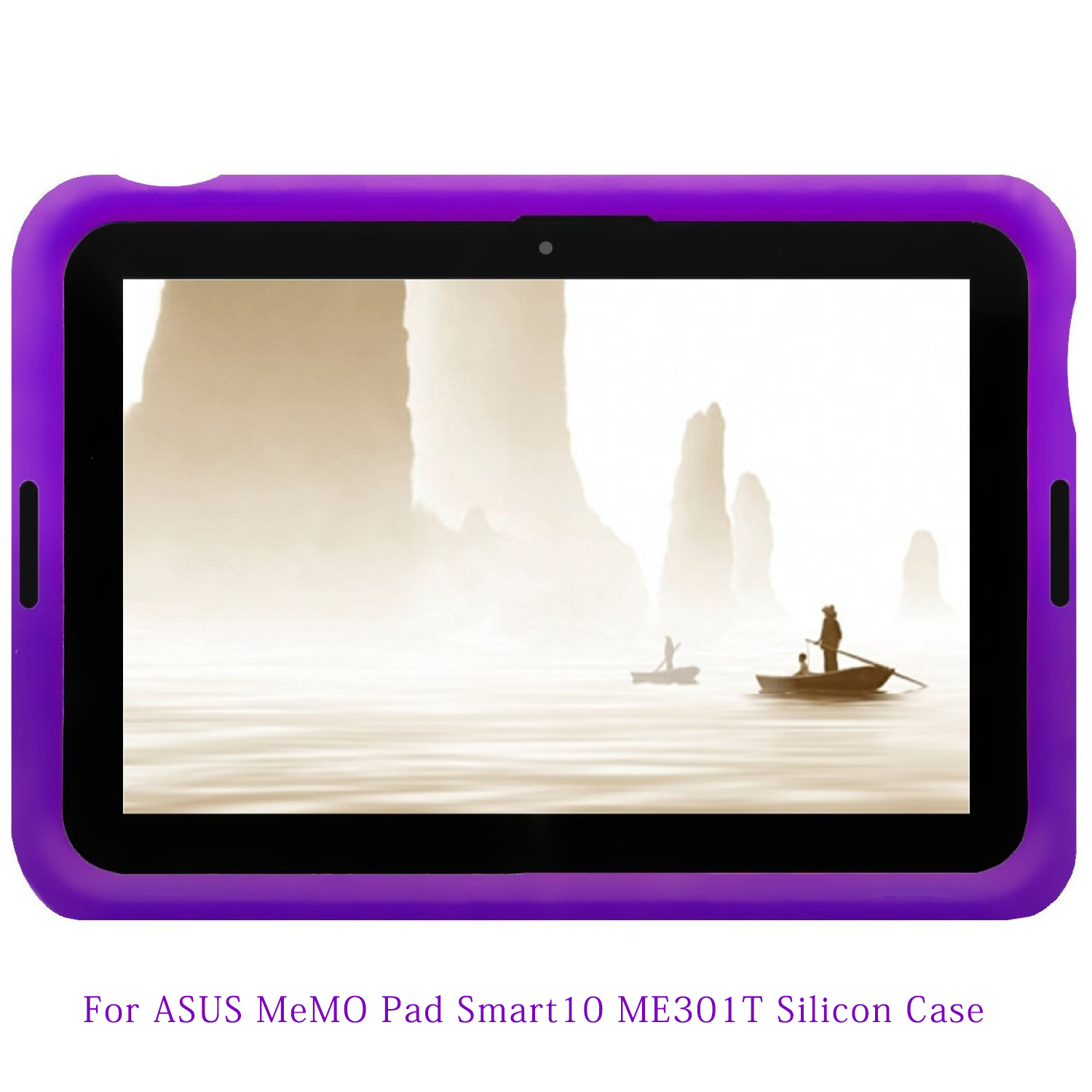 MingShore For ASUS MeMO Pad Smart10 ME301T Silicone Cover Case 10.1inch Rugged Tablet Cover Case For ASUS  ME301T 10.1 Flat Case