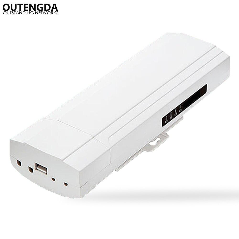3KM 2.4GHz 300Mbps AP Router Wi-fi CPE Ao Ar Livre Sem Fio Ponto de Acesso Wi-fi Repetidor Extensor PTP Inteligente Digital exibição Ponte CPE