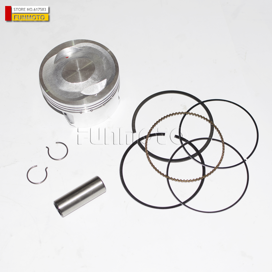 PISTON/PIN/RINGS/CIRCLIP SUIT FOR  HISUN 550CC ATV/HS550  piston piston pin piston rings circlip suit for hisun 700cc hs700 atv engine parts