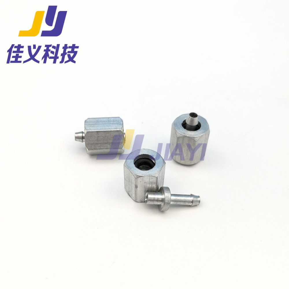 Good Price Seiko 510 UV Ink Damper Connector for Seiko Crystal Jet Gongzheng Inkjet Solvent Printer in Printer Parts from Computer Office