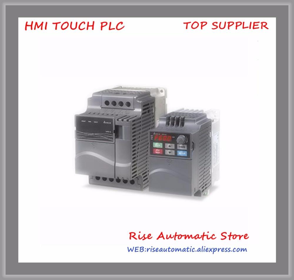 VFD-E no EMI Inverter AC motor drive 3 phase 380V 15Kw 20HP 32A 600HZ new VFD150E43A-M