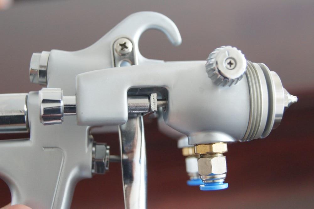 SAT1200 Vendite calde Colore argentatura Cromatura Pistole a spruzzo - Utensili elettrici - Fotografia 4