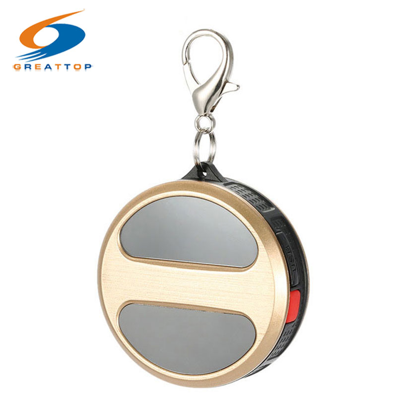 Keychain Personal Mini Micro GPS Trackers Locator for Kids Chidren Pets Cats Dogs Vehicle With Google Maps SOS Alarm Tracker
