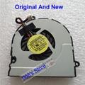 100% Original CPU Notebook Cooler Fan para ASUS UL80V UL80VS UL80VT UL80JT UL80AG UL80A UL30VT UL50 UL50V FORCECON DFS401505M10T