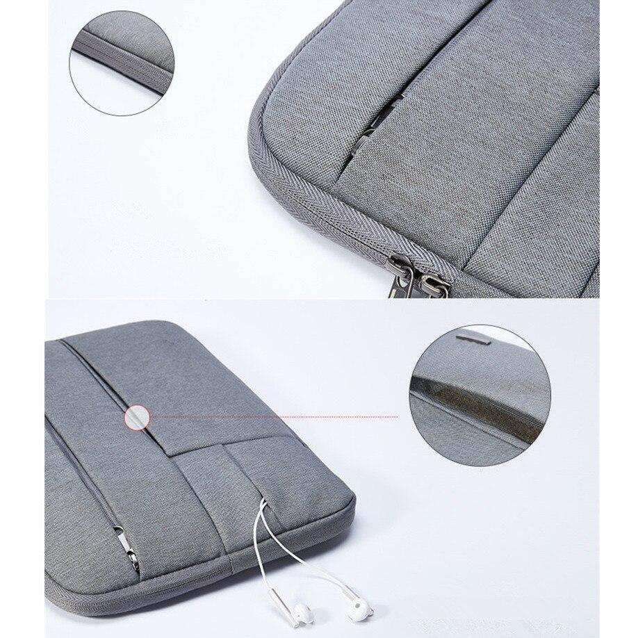 Суға төзімді полиэфир ноутбук қапшық - Ноутбуктердің аксессуарлары - фото 3