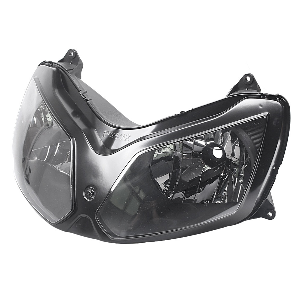 For Kawasaki Ninjia ZX12R ZX-12R Front Headlight Headlight Head Light Lamp Assembly 2002 2003 2004 2005-2008 Motorbike Parts