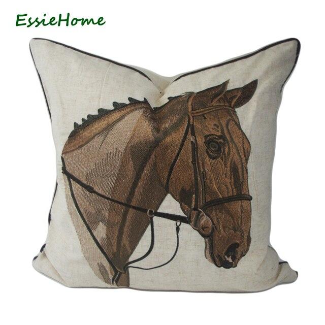 shirt horse cute pillow dabbing funny t throw lover gift pet