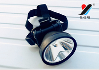 Free Shipping Ld 4925b Led Coal Miner Cap Lamp Safety Cap Lamp Cordless Mining Lights For