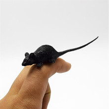 Gift Toy Prop Mouse-Model Christmas-Joke Halloween Fake-Lifelike New 10pcs/Lot Party-Decor