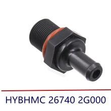 Для hyundai IX35 Tucson I30 Santa Fe Elantra HD AD крышка клапанной коробки обратный клапан PCV 267402G000 26740 2G000