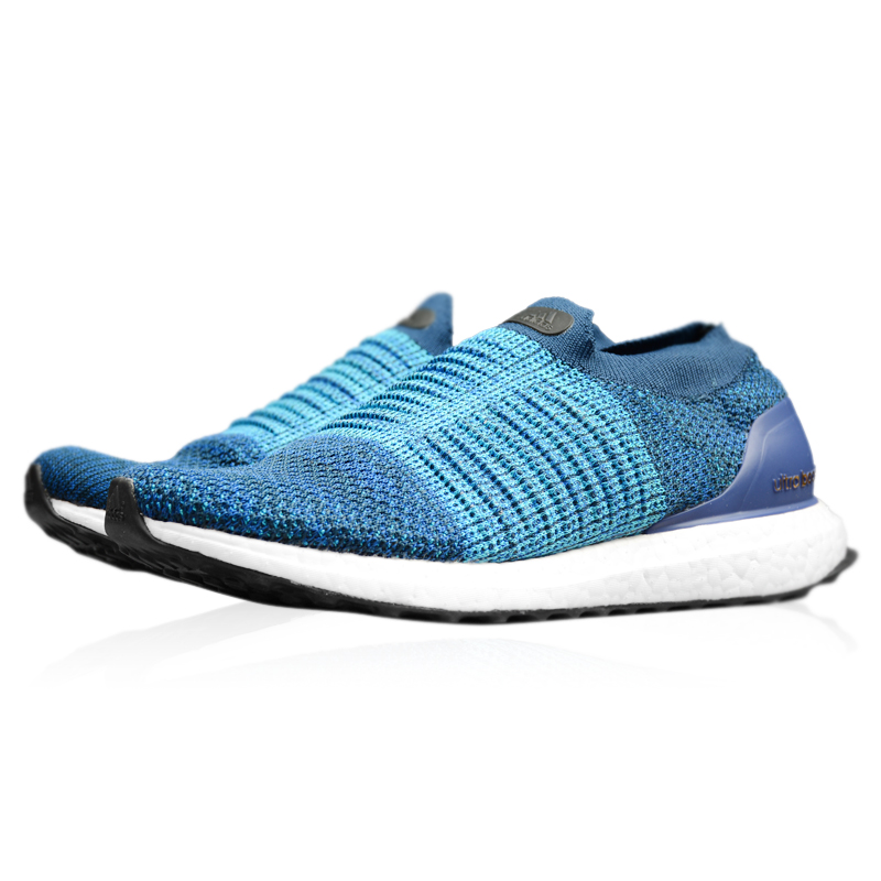 uk availability 56333 f027d Adidas Ultra Boost Uncaged Laceless 5.0,Men s Skateboard Shoes Sneakers,  Original Men s comfort Outdoor Shoes, Blue Color S80695-in Skateboarding  from ...