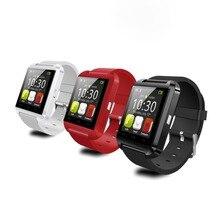2016 nueva Smartwatch U8 Bluetooth elegante reloj para Apple iPhone Samsung Android relogio del teléfono inteligente reloj reloj teléfono inteligente