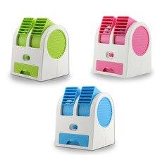 Wonderful Portable USB Air Cooling Conditioner No Leaves Mini Air Conditioning Fan  Ventilador Ar Condicionado For Home Part 17