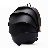 Sinsaut School Bags For Teenage Girls and Boys Fashion Beetle Shape Shoulder Backpack Female Unisex Travel Casual Bag